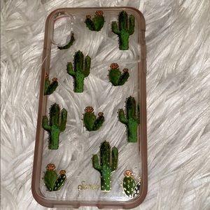 iphone XR cactus case